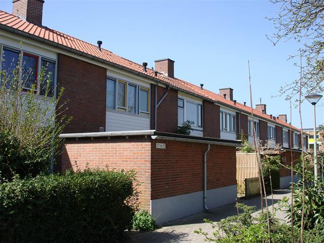 Groot onderhoud woningbouw