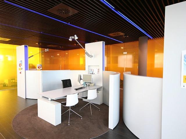 Interne verbouwing kantoorpand
