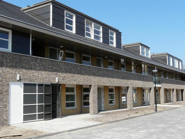 Nieuwbouw luxe appartementen